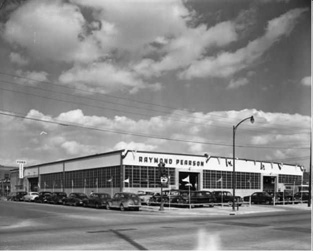 old ford dealerships historic houston haif houston 39 s leading. Cars Review. Best American Auto & Cars Review