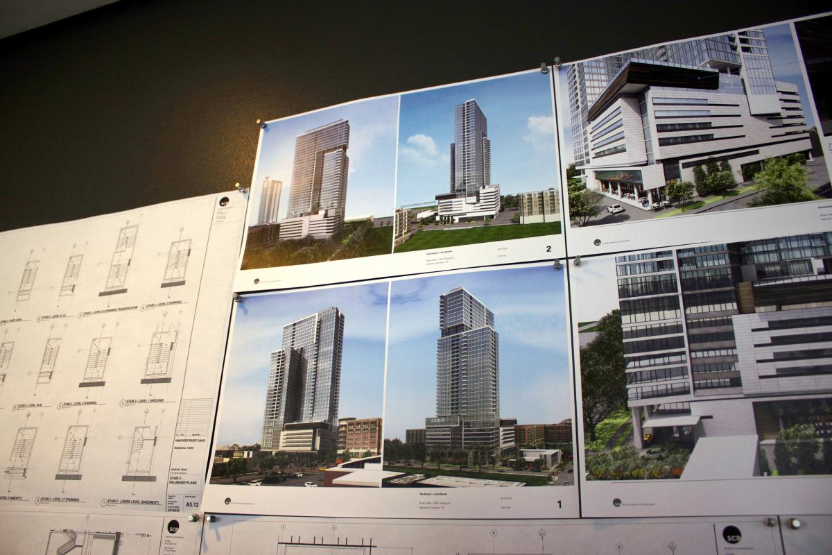 Houston Development Thread Ii Archive Page 79 Skyscraperpage Block Diagrams Conroe Left Presler Right Click To Enlarge Forum