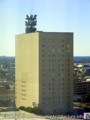 AT&T Building in Houston, Texas