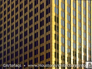 Photo of The Bank of America Center in Houston, Texas