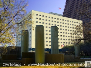 Bob Casey Federal Courthouse in Houston, Texas