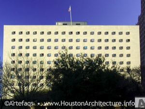 Photo of Bob Casey Federal Courthouse in Houston, Texas