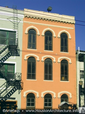 Brewster Building in Houston, Texas