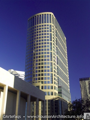 Calpine Center in Houston, Texas