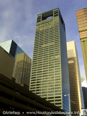 CenterPoint Energy Tower in Houston, Texas