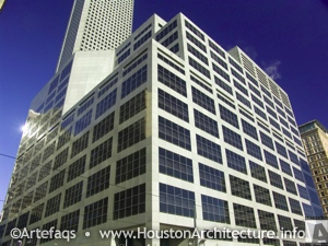 JPMorgan Chase Center in Houston, Texas