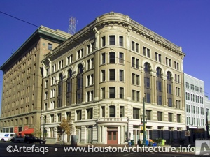Photo of Commercial National Bank in Houston, Texas