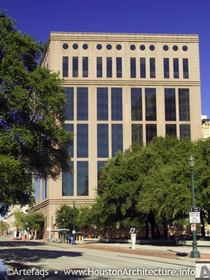 Photo of Congress Plaza in Houston, Texas
