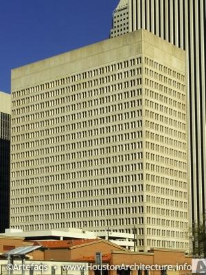 Photo of Continental Center II in Houston, Texas