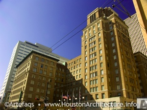 Courtyard Houston Downtown in Houston, Texas