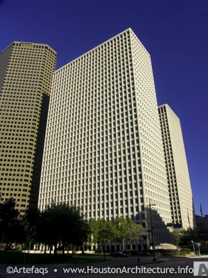 Photo of Devon Energy Center in Houston, Texas