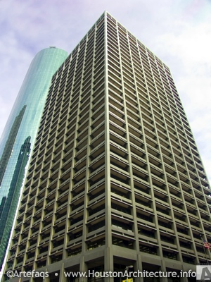 Photo of Kinder Morgan Building in Houston, Texas
