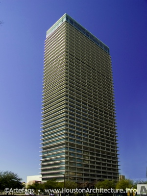 ExxonMobil Building in Houston, Texas