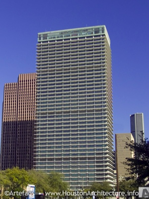 Photo of ExxonMobil Building in Houston, Texas