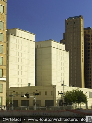 Photo of Federal Detention Center in Houston, Texas