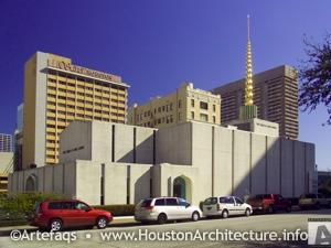 Photo of First Church of Christ Scientist in Houston, Texas