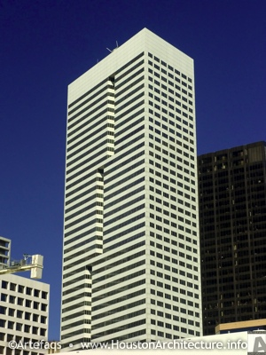 Photo of First City Tower in Houston, Texas