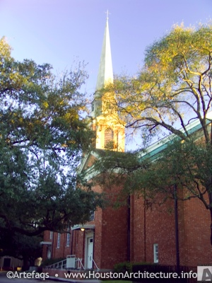 First Presbyterian Church in Houston, Texas
