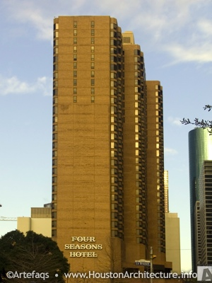 Four Seasons Hotel (Houston) in Houston, Texas
