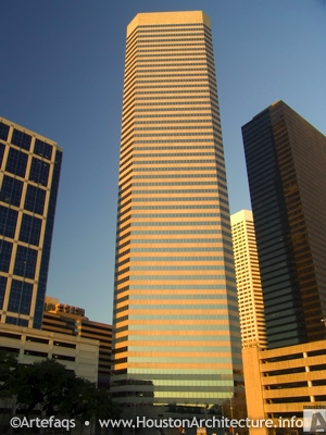 Photo of Fulbright Tower in Houston, Texas