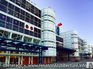 George R. Brown Convention Center in Houston, Texas