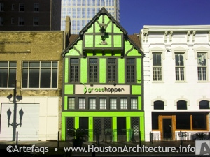 The Sawyer Building in Houston, Texas