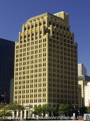 Great Southwest Life Building in Houston, Texas
