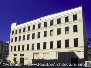 Harris County Annex 18 in Houston, Texas