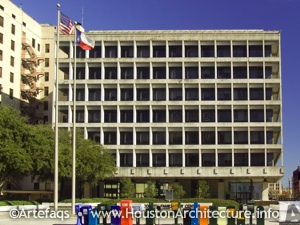 Harris County Family Law Center in Houston, Texas