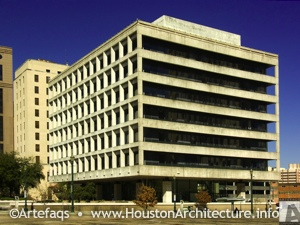 Photo of Harris County Family Law Center in Houston, Texas
