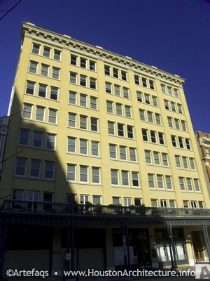 Hermann Lofts in Houston, Texas