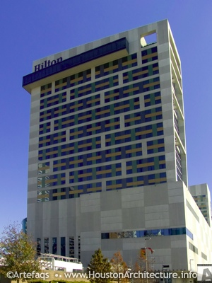 Hilton Americas-Houston in Houston, Texas