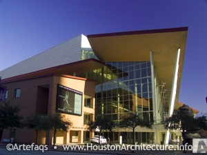 Hobby Center for the Performing Arts in Houston, Texas