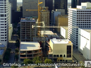 Photo of The Houston Pavillions in Houston, Texas