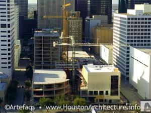 Photo of The Houston Pavillions in Houston, Texas