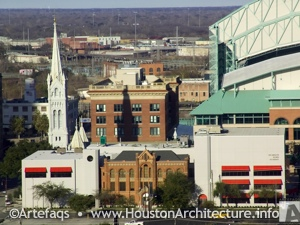 Photo of Incarnate Word Academy in Houston, Texas