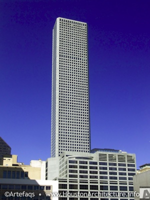 Photo of JPMorgan Chase Tower in Houston, Texas