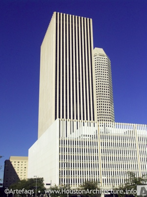 Photo of KBR Tower in Houston, Texas