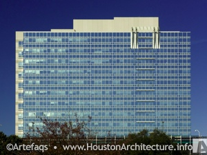 Metro Headquarters in Houston, Texas