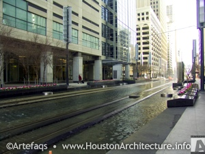 Main Street Square in Houston, Texas