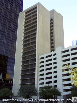 Photo of Melrose Building in Houston, Texas