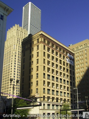 Photo of Montagu Hotel in Houston, Texas