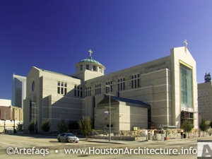 New Sacred Heart Co-Cathedral in Houston, Texas