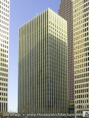 Bob Lanier Public Works Building in Houston, Texas