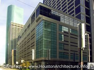 Photo of Reliant Energy Plaza in Houston, Texas