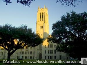 Photo of Saint Paul's Methodist Church in Houston, Texas