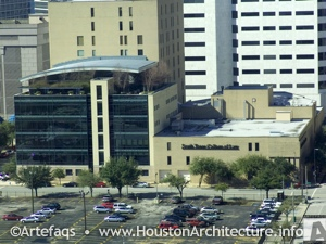 Photo of South Texas College of Law in Houston, Texas