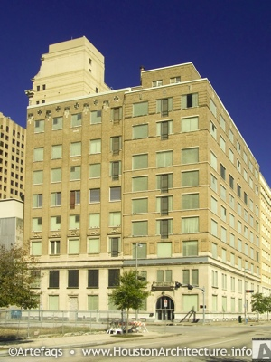 Southwestern Bell Building in Houston, Texas