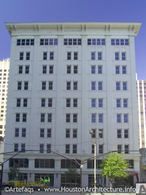 Stowers Building in Houston, Texas