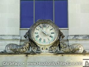 Photo of Texaco Building in Houston, Texas